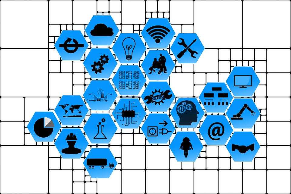 industry branch symbols